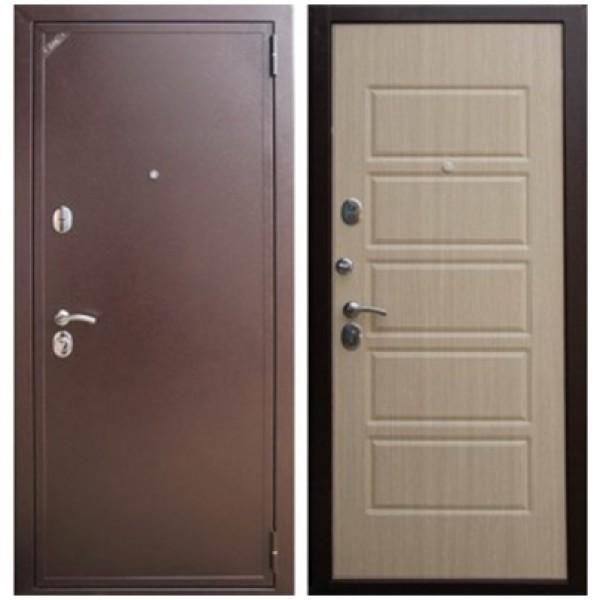 входная дверь Персона 7 №10 Трёхконтурная