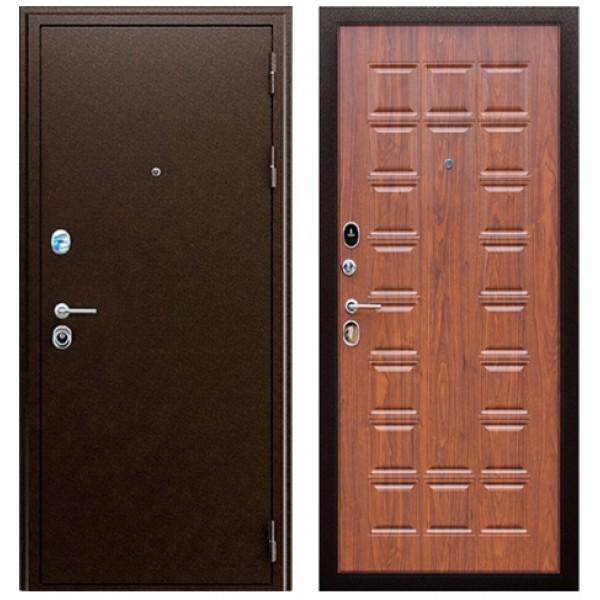 Трёхконтурная входная дверь Персона 7 № 11