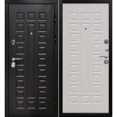Входная дверь Сенатор 3К белый ясень