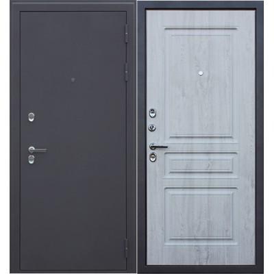 уличная дверь АСД Термо 3К Сибирь Сосна белая