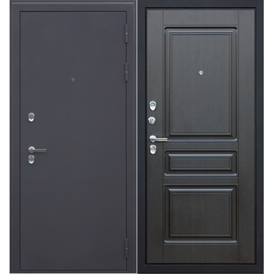 уличная дверь АСД Термо 3К Сибирь Венге