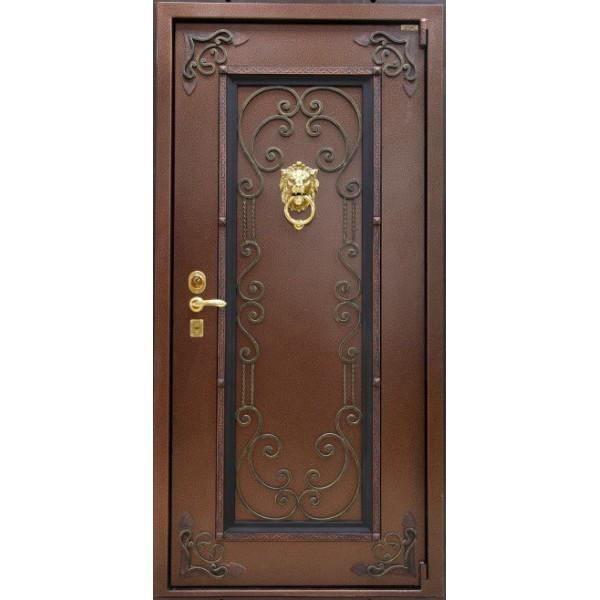 Входная взломостойкая  дверь Persona-10 .