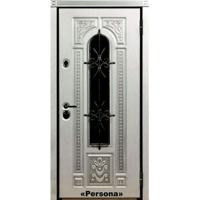 Уличная дверь Лацио Persona белая