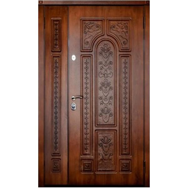 Уличная большая дверь Рафаэль 1200Х2050мм