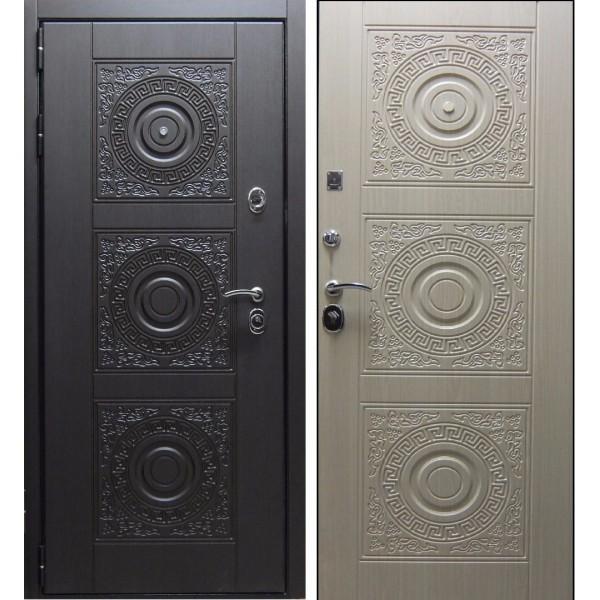 входная дверь Персона 7М №4 Три контура