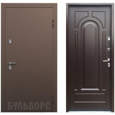 входная дверь Бульдорс Термо-1 венге конго