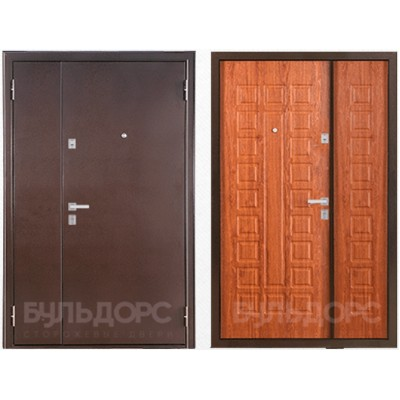 Входная дверь Бульдорс 13Д вариант 1