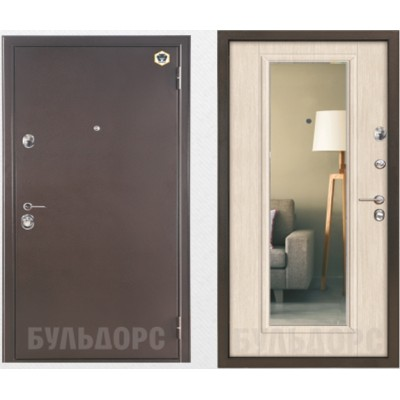 Входная дверь Бульдорс 14Т вариант 2