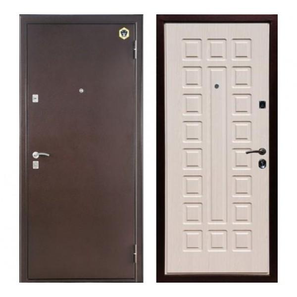 """дверь Бульдорс 13 А-3, Цвет """"Шамбори светлый"""""""