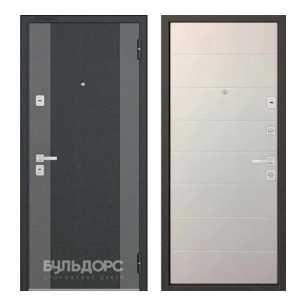 """дверь Бульдорс 44 Конструктор """"K-2 / MS-11 Софт белый"""""""
