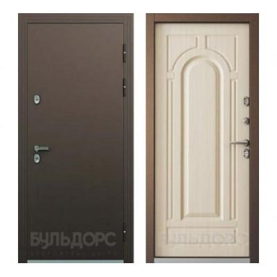 """дверь Бульдорс Термо 2 """"ТВ-1.2 Белый перламутр"""""""