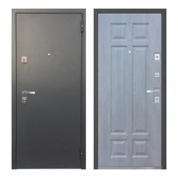 """входная дверь Бульдорс 44 Конструктор """"N-41 Дуб шале белый"""""""