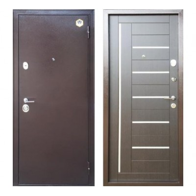 """дверь Бульдорс 14 """"М-2 Венге"""""""