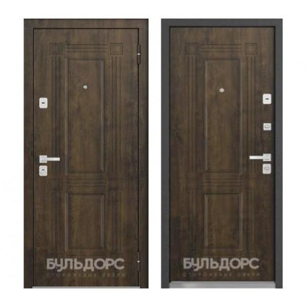 """входная  дверь Бульдорс 45 """"N-5, Орех грецкий"""""""