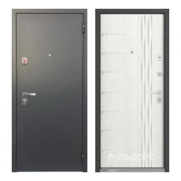 """входная дверь Бульдорс 44 Конструктор """"N-11 Ларче бьянко"""""""