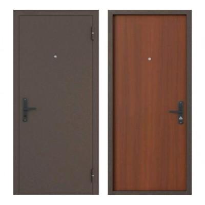 """дверь Бульдорс 1 """"Лесной орех"""""""