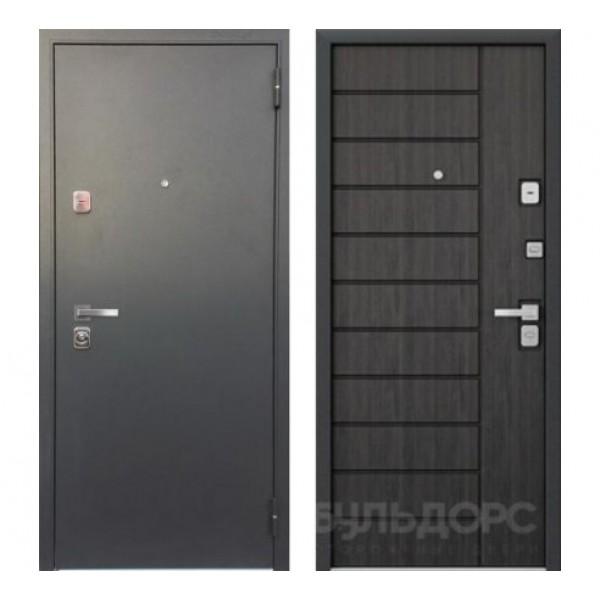 """входная дверь Бульдорс 44 Конструктор """"N-9 Ларче темный"""""""