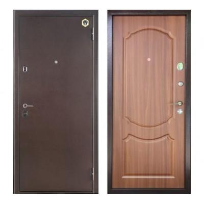дверь Бульдорс 14 (рисунок B1, Орех лесной)