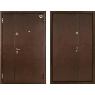 дверь Бульдорс Steel 13Д (Двустворчатая)