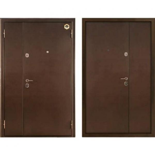 Тамбурная дверь Бульдорс Steel 13Д (Двустворчатая)