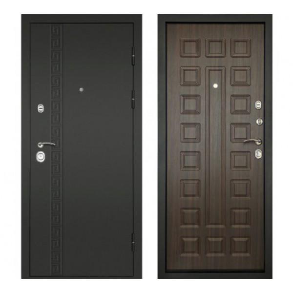 входная дверь  СИТИ 1 3К ВЕНГЕ ДВЕРНОЙ КОНТИНЕНТ