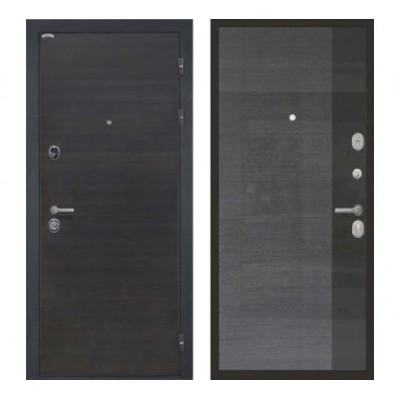 """дверь Интекрон Сицилия Spacia 4 """"Телла Gloss""""+ Черный глянец"""