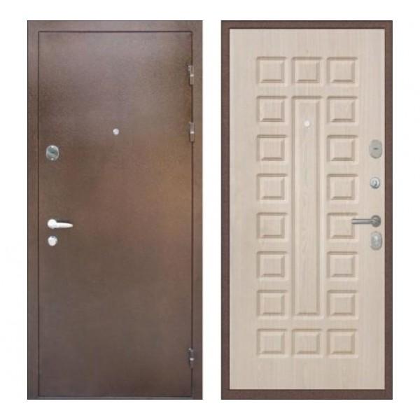 """входная дверь Интекрон Сириус ФЛ-183, Цвет """"Беленый дуб"""""""