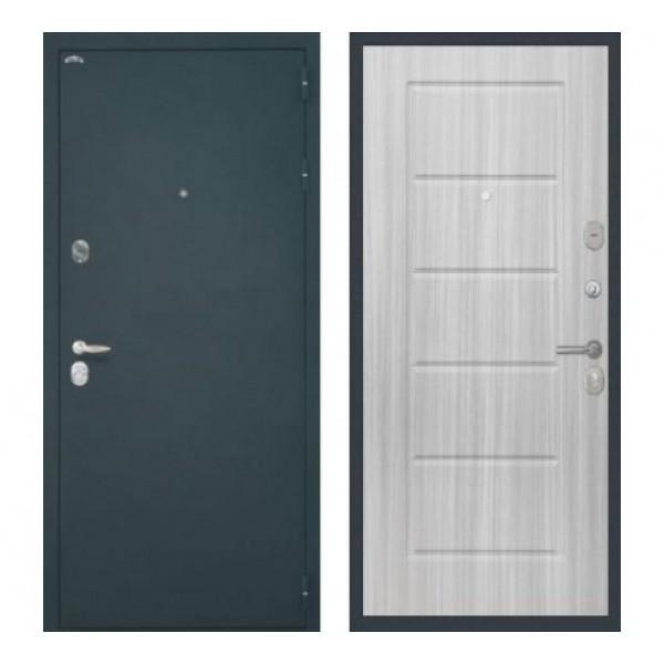 """входная  дверь Интекрон Колизей ФЛ-39, Цвет """"Сандал белый"""""""
