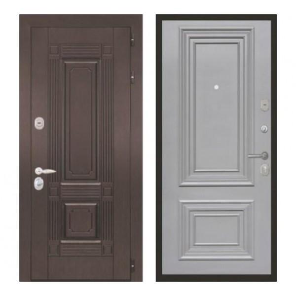 """дверь Интекрон Италия, Цвет """"RAL 7037"""""""