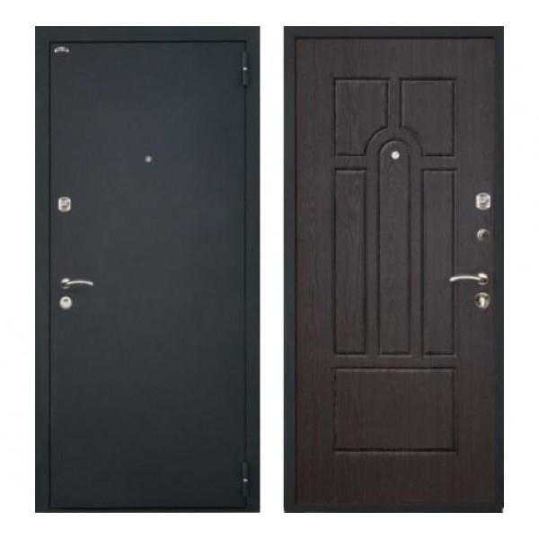 """входная  дверь Интекрон Аттика, Цвет """"Венге"""""""