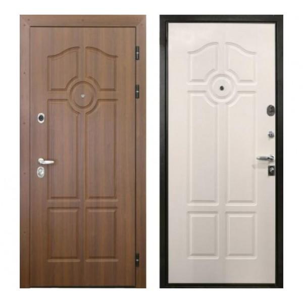 входная  дверь Интекрон Олимпия Ясень белый
