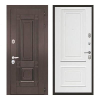 """дверь Интекрон Италия, Цвет """"RAL 9003"""""""