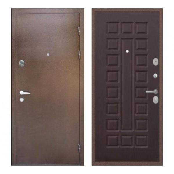 """входная дверь Интекрон  Сириус ФЛ-183, Цвет """"Венге"""""""