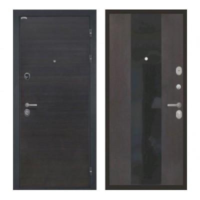 дверь Интекрон Сицилия Spacia 3, Цвет Венге