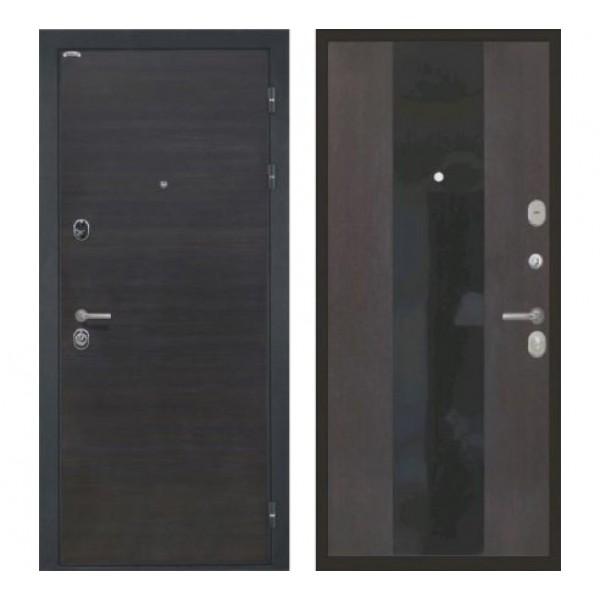 """входная дверь Интекрон Сицилия Spacia3, Цвет """"Венге"""""""
