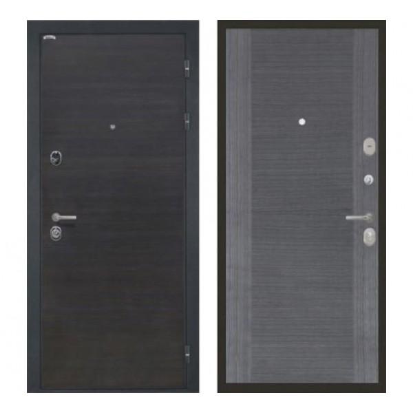 """входная  дверь Интекрон Сицилия Квадро-4Н """"Эвкалипт Soft Touch"""""""