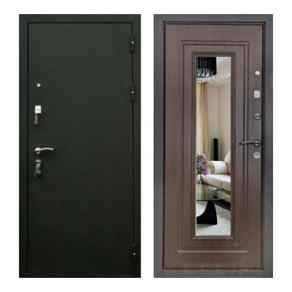 """дверь Кондор Престиж, Цвет """"Венге""""зеркало"""