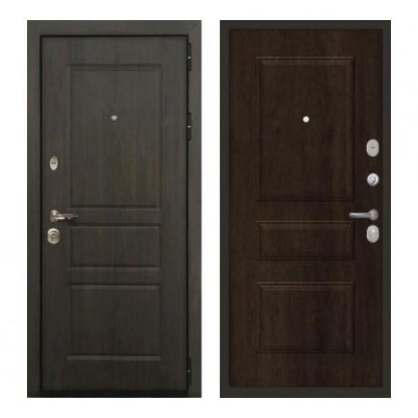 """дверь Лекс Сенатор Винорит, Цвет """"Алмон 28 (Орех)"""""""