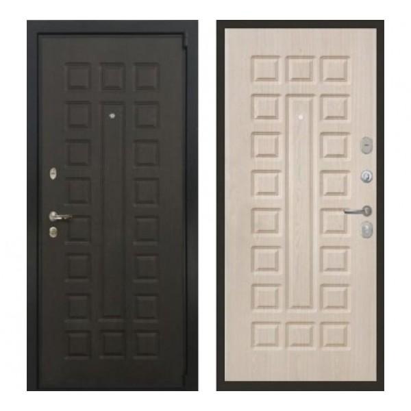 """входная дверь Лекс Неаполь Mottura / Cisa , Цвет """"Беленый дуб"""" №20"""