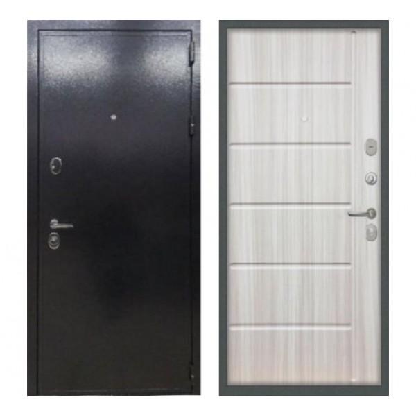 """уличная дверь Лекс Колизей, Цвет """"Сандал белый"""" №42"""