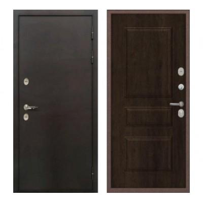дверь Лекс Термо Сибирь 3К  Алмон 28