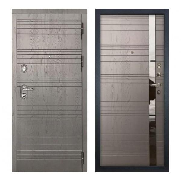 """входная дверь Лекс Легион №31 """"Ясень шоколад"""""""
