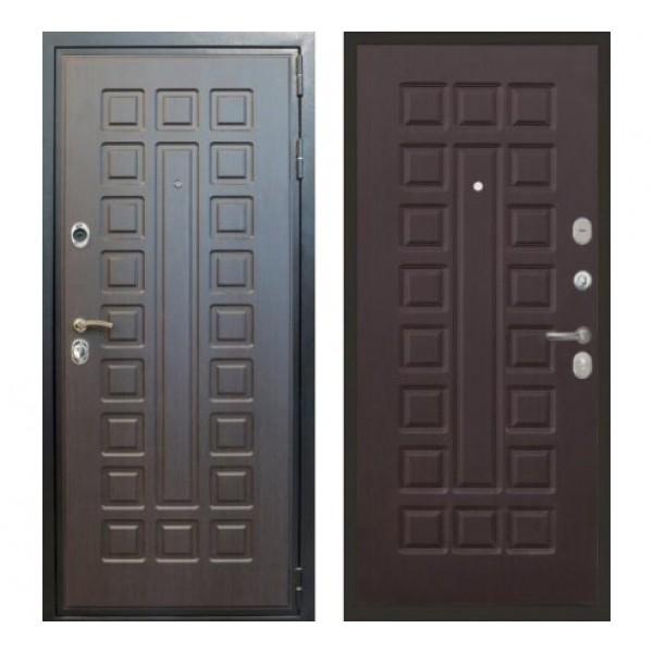 """входная дверь Лекс Гладиатор, №21 Цвет """"Венге"""""""