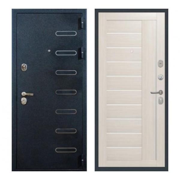 """входная дверь Лекс Витязь, Цвет """"Беленый дуб"""" №38"""