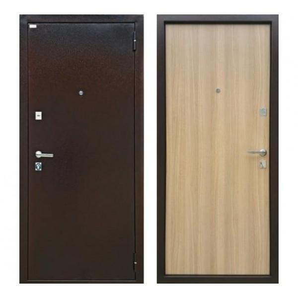 """Двери Ратибор Форт """"Дуб Честерфилд"""""""