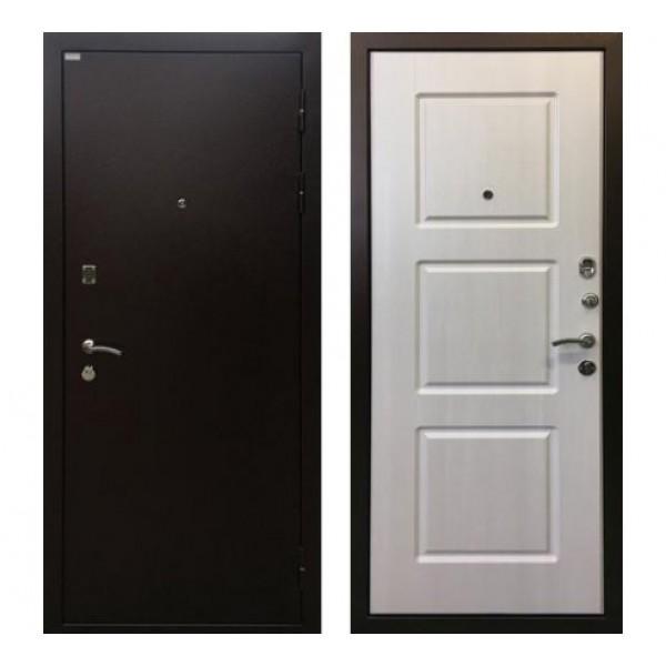 """дверь Ратибор Трио """"Лиственница бежевая"""""""
