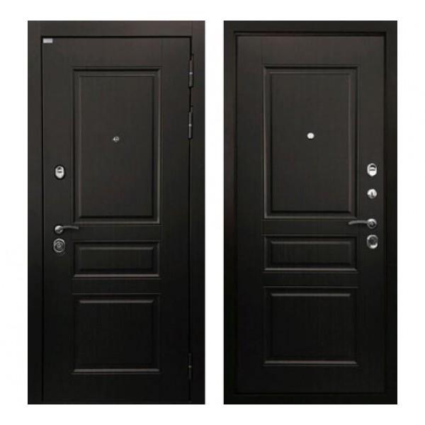 """входная дверь Ратибор Лондон 3К """"Венге"""""""