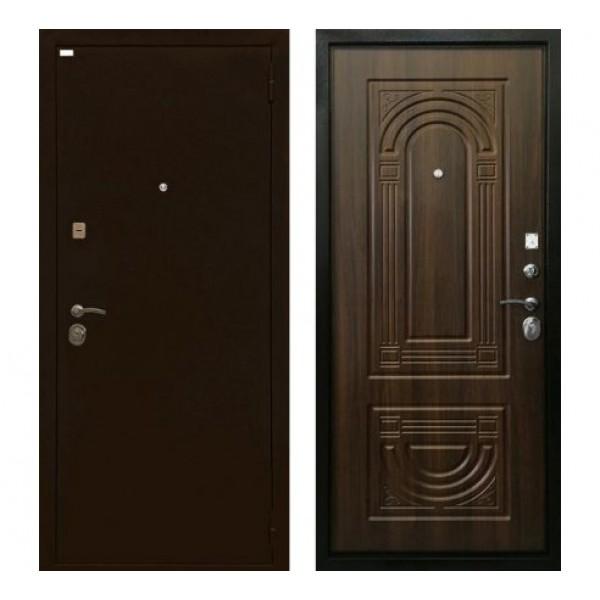 """дверь Ратибор Оптима 3К, Цвет """"Орех брэнди"""""""