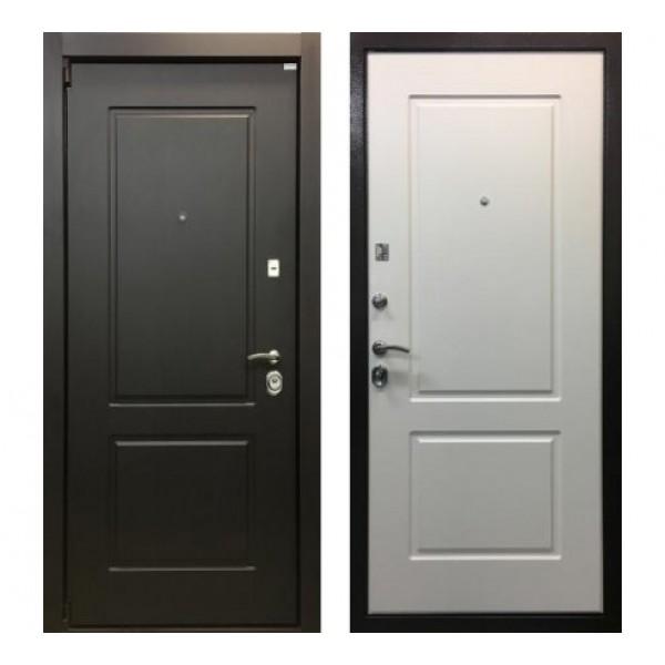 """дверь Ратибор БАРЬЕР 3К """"Белый Ясень"""""""