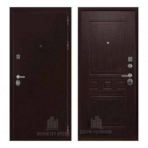 """входная дверь Regidoors Соломон Гранд, Цвет """"Венге"""""""